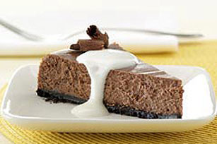 Chocolate Cheesecake Image 1
