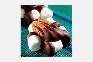 Chocolate Mallow Nut Clusters Image 1