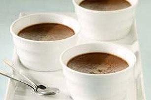 Tacitas de crema de chocolate Image 1