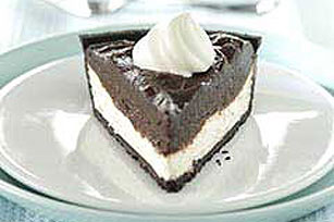 Chocolate Ribbon Pie Image 1