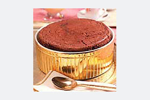 Chocolate Soufflé Image 1