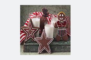 Chocolate Sugar Plum Cookies Image 1