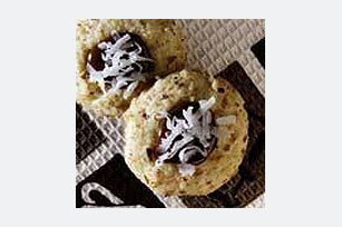 Chocolate Thumbprint Cookies Image 1