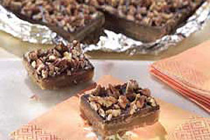 Chocolate-Toffee Bars Image 1