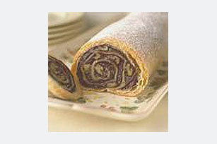 Chocolate Walnut Strudel Image 1