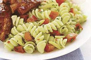 Cilantro Pesto Pasta Image 1
