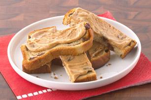 Cinnamon Raisin Toast