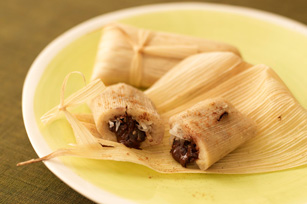Cinnamon-Spiced Chocolate Tamales