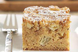 Cinnamon Apple Snack Cake Image 1