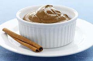 Pudín de chocolate con canela Image 1