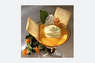 Citrus Bavarian Dessert Image 1