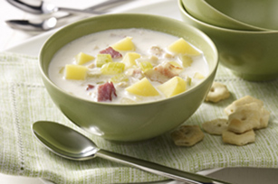 Easy Clam Chowder Image 1