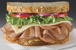 Classic Ham 'N Swiss