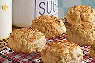 Coconut Biscuits Image 1