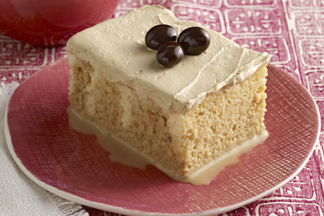Coffee Tres Leches Cake Image 1