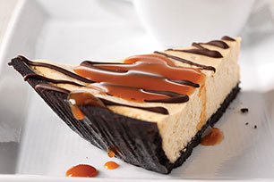 Coffee Cheesecake Pie Image 1