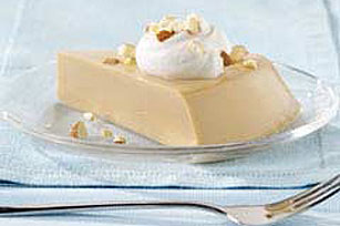 Coffee Panna Cotta Image 1