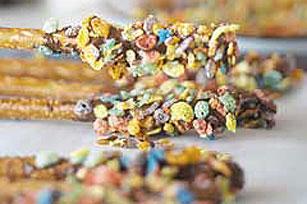 Confetti Chocolate Pretzels Image 1