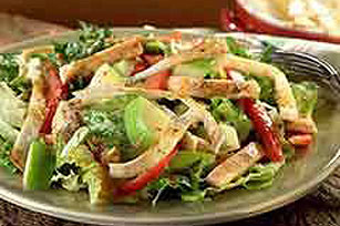 Confetti Salad with Crispy Tortilla Strips Image 1
