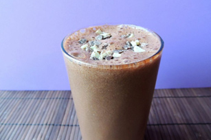 Cool Chocolate Mint Smoothie Image 1