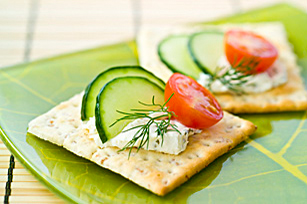 Cool Cucumber Snack Image 1