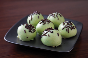 Cool Mint OREO Cookie Balls Image 1