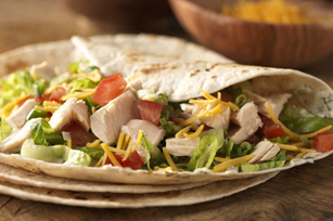 Cool Tuna Wraps Image 1