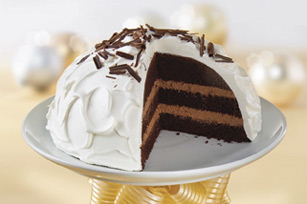 COOL WHIP Chocolate ONE BOWL Bliss Cake