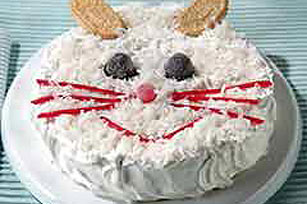 Cool Bunny Dessert