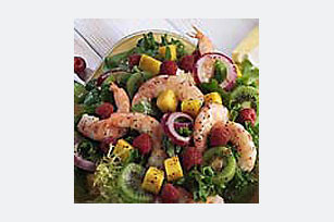Cool Fruited Shrimp Salad