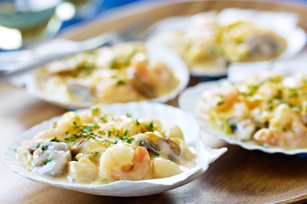 Coquilles St Jacques Recipes Coquilles Saint Jacques Recipe -