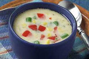 Sopa de maíz Image 1