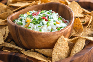 Cottage Cheese Salsa