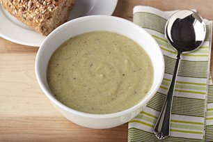 Country Dijon Broccoli Soup