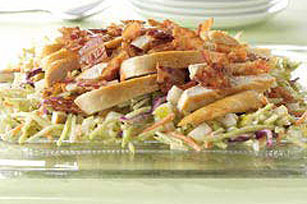Country Chicken Coleslaw