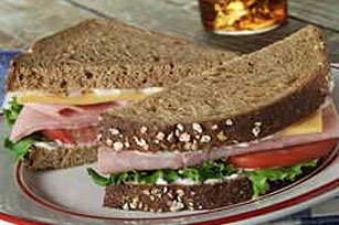 Country Ham Sandwiches Image 1