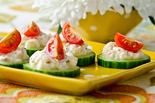 Crab-Cucumber Bites Image 1