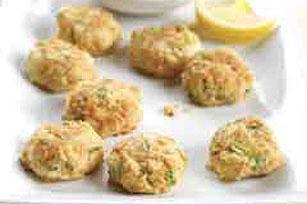 Tortitas de cangrejo Image 1
