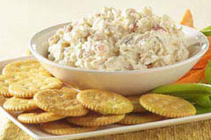 Crabmeat Parsley Dip