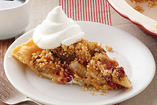 cranberry-pear-crumble-pie-121466 Image 1