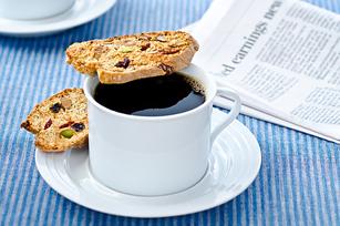 Biscottis aux canneberges et aux pistaches Image 1