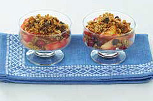 Cranberry Apple Crisp Image 1