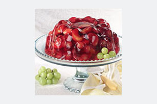 Cranberry Fruit Basket Image 1
