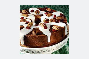Cranberry-Pecan Coffeecake Image 1