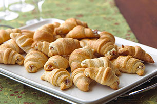 Cream Cheese Bacon Crescents