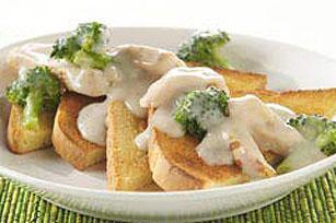 Creamed Chicken On Toast Kraft Recipes