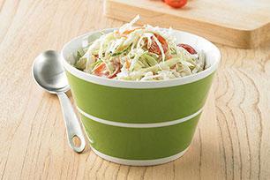 Salade de chou crémeuse à la César Image 1