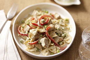 Chicken-Pesto Pasta Image 1