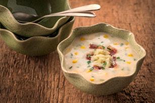 Creamy Corn Chowder Image 1
