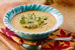 Soupe dhal crémeuse Image 1